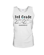 3rd Grade 2020 quarantined T-shirt Unisex Tank thumbnail