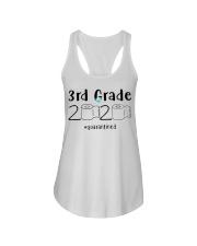 3rd Grade 2020 quarantined T-shirt Ladies Flowy Tank thumbnail