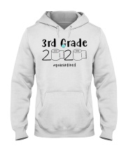 3rd Grade 2020 quarantined T-shirt Hooded Sweatshirt thumbnail