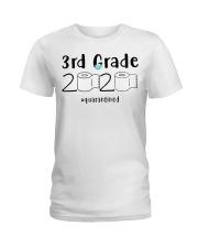 3rd Grade 2020 quarantined T-shirt Ladies T-Shirt thumbnail