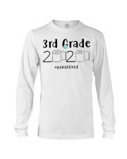 3rd Grade 2020 quarantined T-shirt Long Sleeve Tee thumbnail