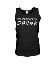 The one where I'm Drunk St Patrick's Day shirt Unisex Tank thumbnail