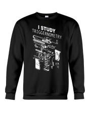 I study triggernometry shirt Crewneck Sweatshirt front