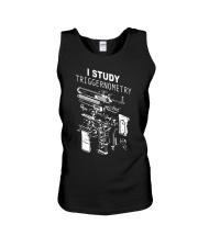 I study triggernometry shirt Unisex Tank thumbnail