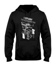 I study triggernometry shirt Hooded Sweatshirt thumbnail