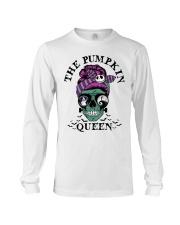 Skull Girl The Pumpkin Queen shirt Long Sleeve Tee thumbnail