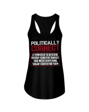 Politically Correct a term used to describe- Ladies Flowy Tank thumbnail