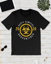 Happy Campers 2020 Quarantined shirt Classic T-Shirt lifestyle-mens-crewneck-front-17