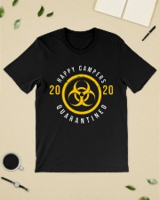 Happy Campers 2020 Quarantined shirt Classic T-Shirt lifestyle-mens-crewneck-front-19