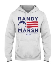 Randy Marsh I thought this was America 2020 shirt Hooded Sweatshirt tile