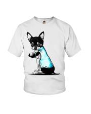 Chihuahua I love Mom shirts Youth T-Shirt thumbnail