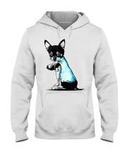 Chihuahua I love Mom shirts Hooded Sweatshirt thumbnail