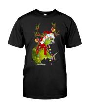 Parrot light Merry Christmas Classic T-Shirt thumbnail