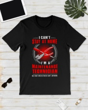 I can't stay at home I'm a Maintenance  Classic T-Shirt lifestyle-mens-crewneck-front-17