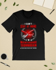 I can't stay at home I'm a Maintenance  Classic T-Shirt lifestyle-mens-crewneck-front-19