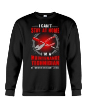 I can't stay at home I'm a Maintenance  Crewneck Sweatshirt thumbnail