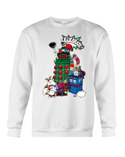 The Doctors Celebrate Christmas shirt Crewneck Sweatshirt thumbnail
