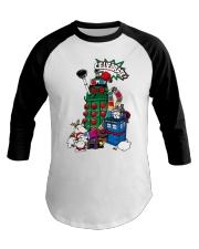 The Doctors Celebrate Christmas shirt Baseball Tee thumbnail