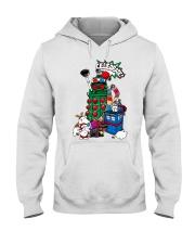The Doctors Celebrate Christmas shirt Hooded Sweatshirt thumbnail