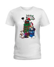 The Doctors Celebrate Christmas shirt Ladies T-Shirt thumbnail