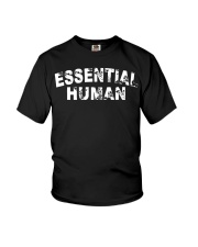 ESSENTIAL HUMAN shirt Youth T-Shirt thumbnail