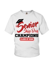 Senior skip day champions class of 2020 red shirt Youth T-Shirt thumbnail