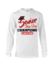 Senior skip day champions class of 2020 red shirt Long Sleeve Tee thumbnail
