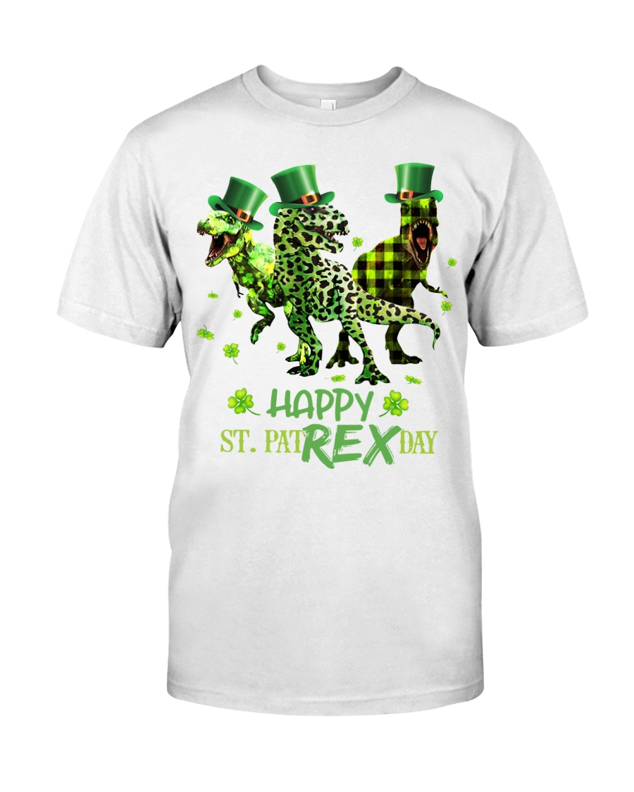 Happy St Patrex Day shirt Classic T-Shirt