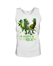 Happy St Patrex Day shirt Unisex Tank thumbnail