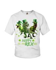 Happy St Patrex Day shirt Youth T-Shirt thumbnail