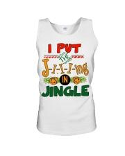 I put the Jing in Jingle Christmas shirt Unisex Tank thumbnail