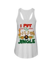 I put the Jing in Jingle Christmas shirt Ladies Flowy Tank thumbnail