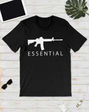 Essential Gun shirt Classic T-Shirt lifestyle-mens-crewneck-front-17