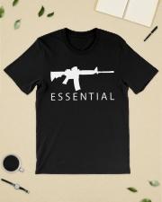 Essential Gun shirt Classic T-Shirt lifestyle-mens-crewneck-front-19