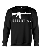 Essential Gun shirt Crewneck Sweatshirt thumbnail