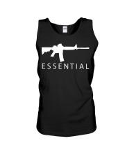Essential Gun shirt Unisex Tank thumbnail