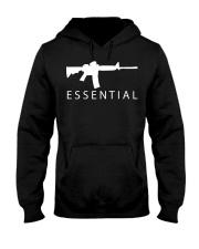 Essential Gun shirt Hooded Sweatshirt thumbnail