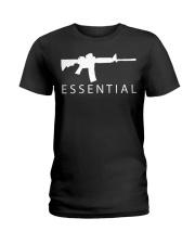 Essential Gun shirt Ladies T-Shirt thumbnail