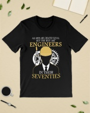 Engineers in their seventies shirt Classic T-Shirt lifestyle-mens-crewneck-front-19