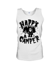 Happy Camper Jason Voorhees Halloween shirt Unisex Tank tile