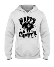 Happy Camper Jason Voorhees Halloween shirt Hooded Sweatshirt tile