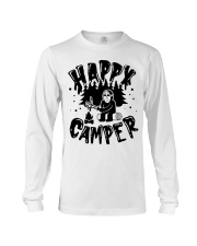 Happy Camper Jason Voorhees Halloween shirt Long Sleeve Tee thumbnail