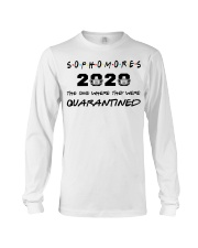 Sophomores 2020 The one where I was Quarantined  Long Sleeve Tee thumbnail