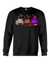 Love Jeeps Halloween Pumpkin Halloween shirt Crewneck Sweatshirt thumbnail