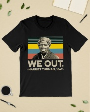 We out Harriet Tubman 1849 vintage shirt Classic T-Shirt lifestyle-mens-crewneck-front-19