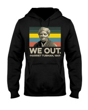 We out Harriet Tubman 1849 vintage shirt Hooded Sweatshirt thumbnail