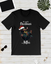 All I want for Christmas is a Niffler shirt Classic T-Shirt lifestyle-mens-crewneck-front-17