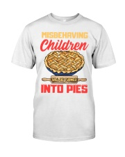 Misbehaving Children will be turned into pies Classic T-Shirt thumbnail