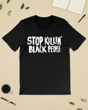 Stop Killing black people shirt Classic T-Shirt lifestyle-mens-crewneck-front-19
