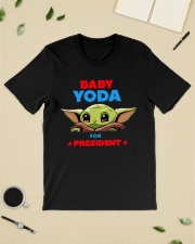 Baby Yoda for President shirt Classic T-Shirt lifestyle-mens-crewneck-front-19